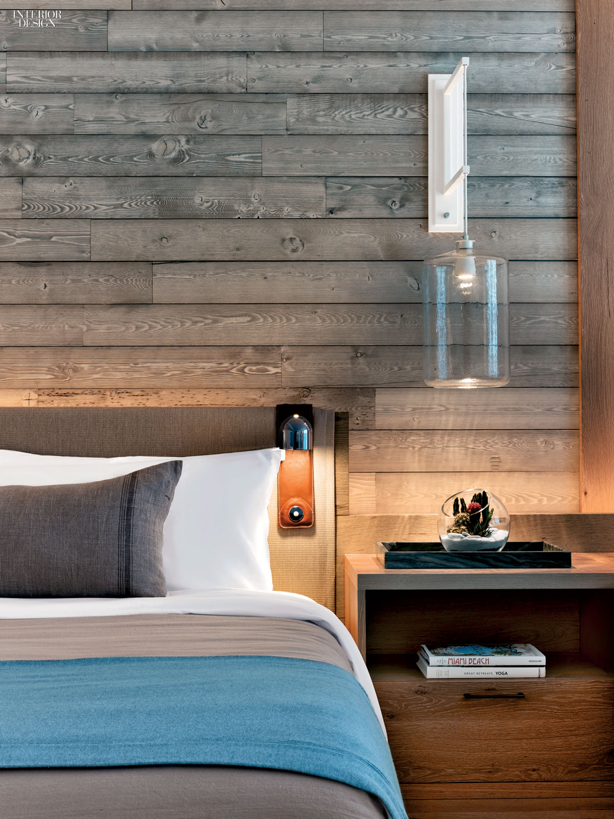 Hotel Room Decor: You're The One: 1 Hotel's Miami Beach Debut By Meyer Davis