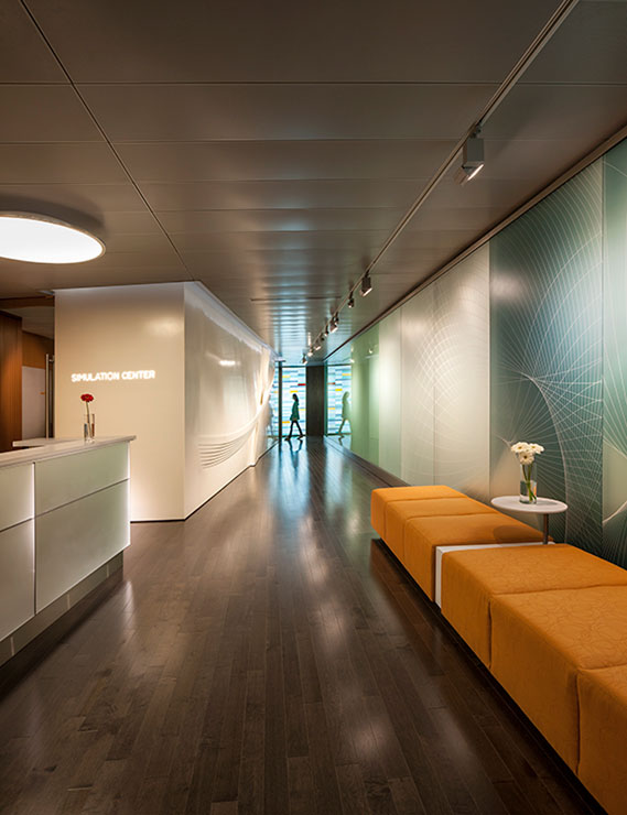Hospital Room Interior Design: Power Players In Healthcare Design: Perkins+Will