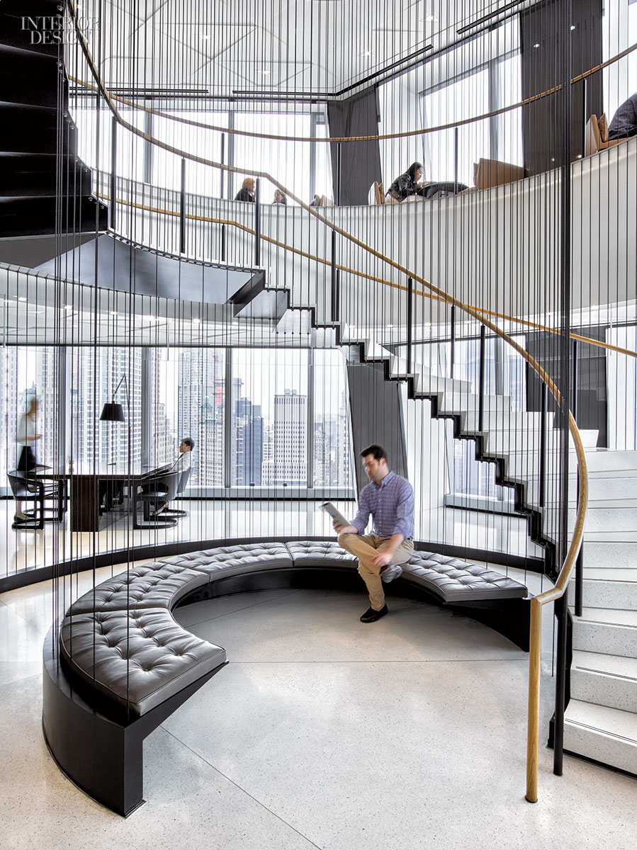 Condé Nast's One World Trade Center HQ by Gensler New York