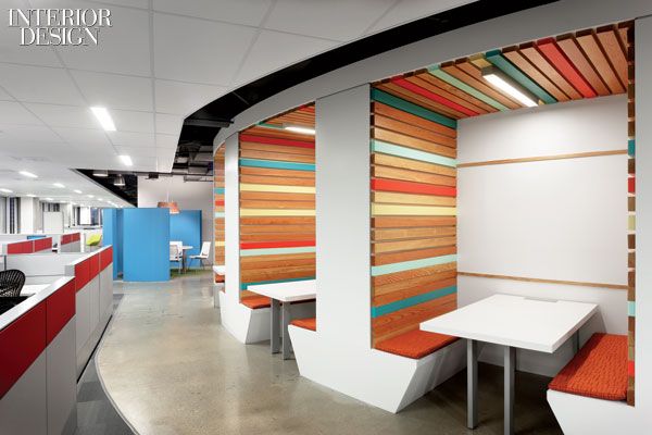 All work some play media offices with personality - Interior decorating jobs dallas tx ...