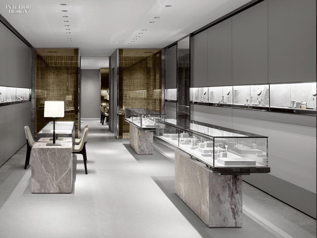 Iida award winner mark lash toronto flagship by burdifilek for High end furniture stores nyc