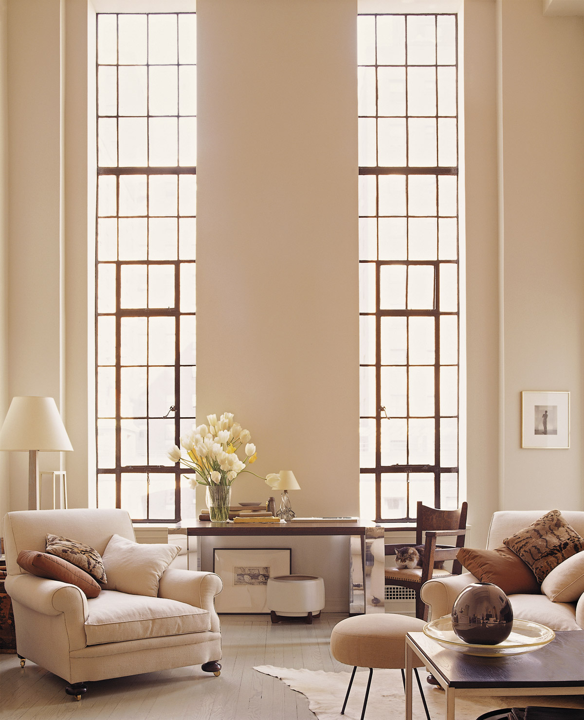 10 questions with thomas o 39 brien for 3 living room windows