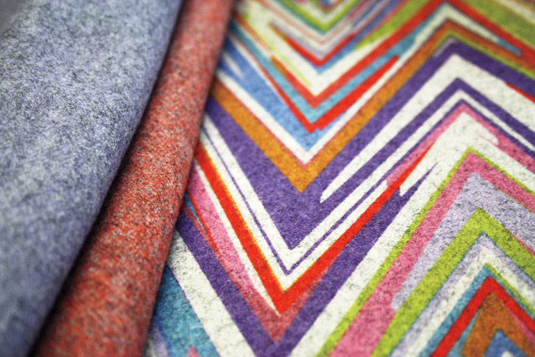 Idneocon 3 headlining products for tuesday for Space fabric nz