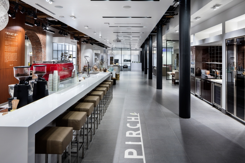 pirch tests sensorial retail concept in new york showroom