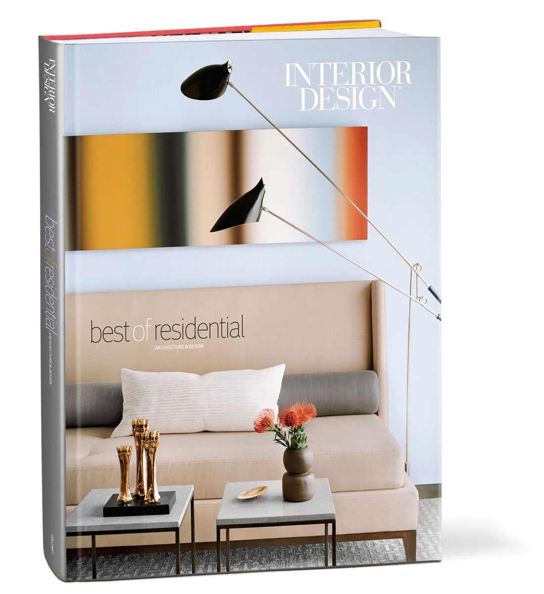 Book Cover Design Requirements : Interior design books
