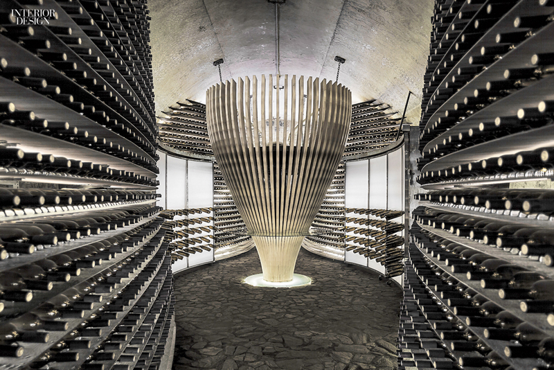 Yu geng shan private cellar 2015 boy winner for bar lounge for Interior design agency shanghai