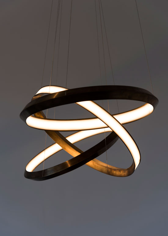The New Gallery Debuts In L A With A Lighting Collection