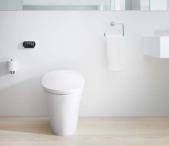 The Veil Intelligent Toilet By Kohler