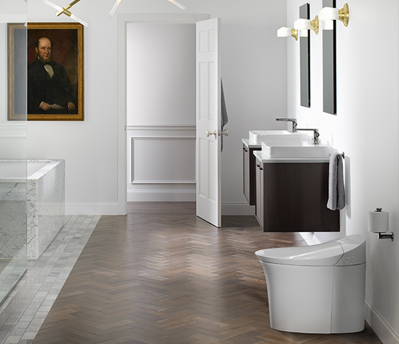 The Veil Intelligent Toilet By Kohler
