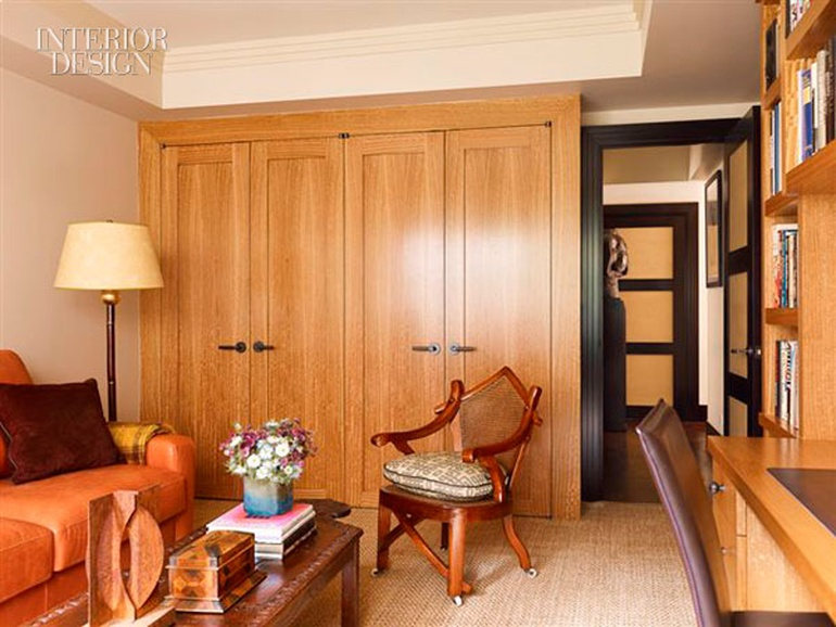 Love at first site juan montoya 39 s nyc pied a terre for a for Nyc pied a terre