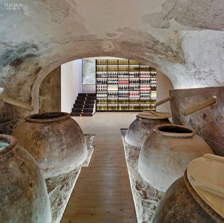 Raul Barreneche: Toast Of The Town: Inmat Arquitectura Uncorks Inspiration