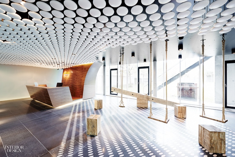 Serious fun innocean 39 s frankfurt office by ippolito for Interior design frankfurt