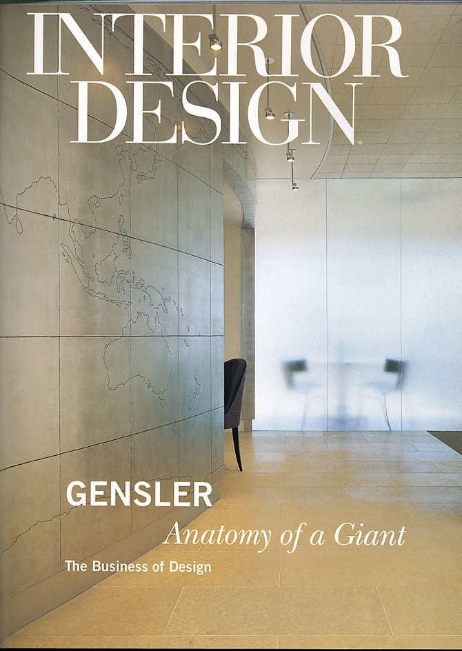 Timeline 50 Years Of Gensler