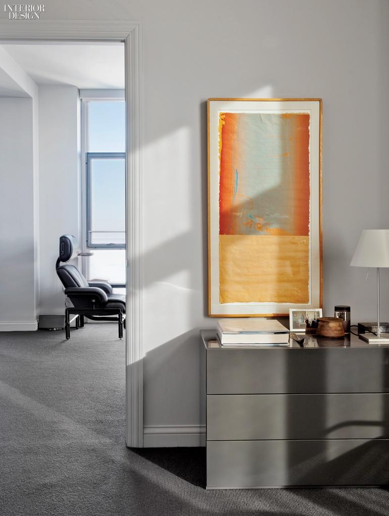 Career retrospective rdk design packs history into 950 for Apartment name design