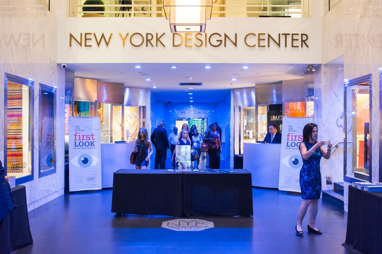 Over 1 500 design professionals attend the 12th annual for Design center new york