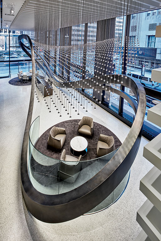 IIDA Award Winner Capital One By Gensler