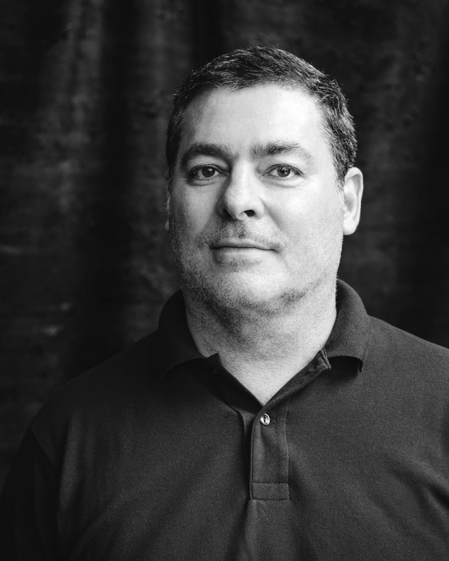 Mark Zeff Portrait