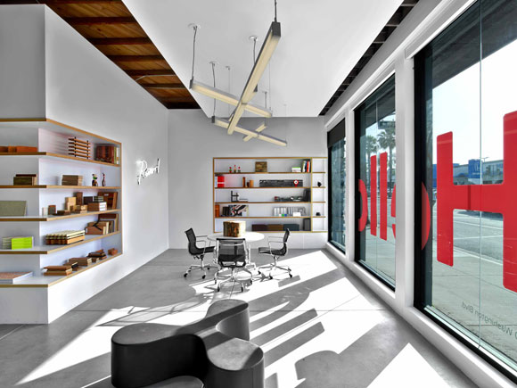 Rapt Studio has also built a new office in Los Angeles, joining locations in San Francisco and Delhi.