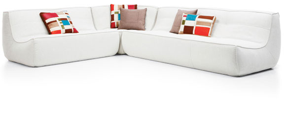 Splashing out colorful furniture and accessories for Sofa rosen mira 3 cuerpos