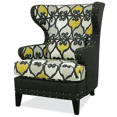 sussex county wing chair