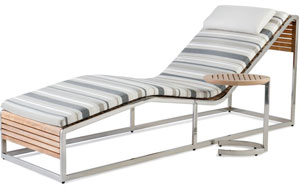 echo chaise lounge