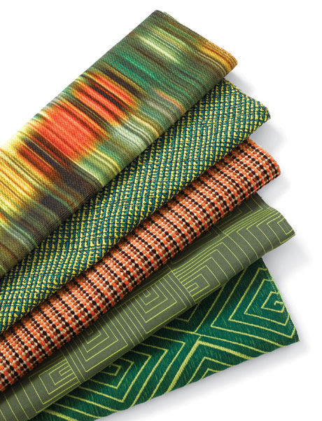 Knoll Textiles Adjaye Collection Neocon 02