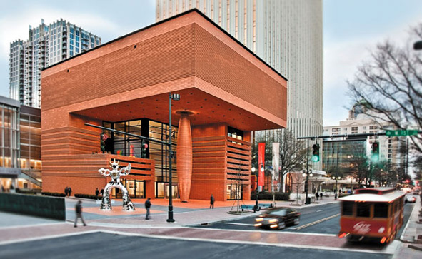 The Queen City Rules: Modern Architecture In Charlotte, North Carolina