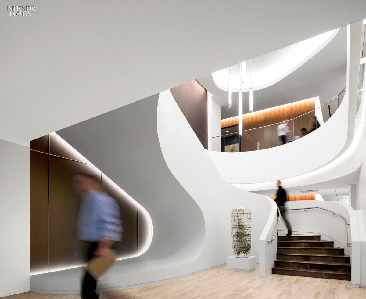 Stinson Leonard Street 39 S Kansas City Office By Gensler