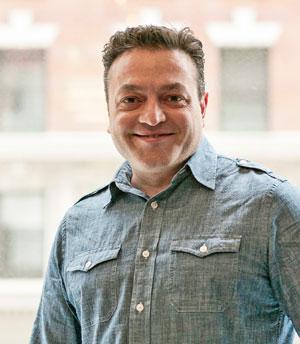 Vincent Celano Portrait