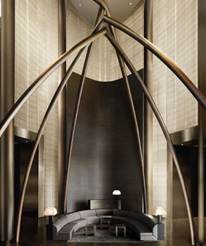 Armani Hotel Dubai Burj Kalifa