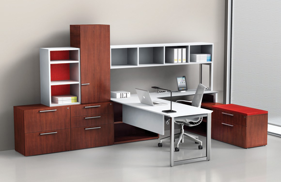 Grand Prix du Design Office Furniture winner: Create Office Platform from Three H.