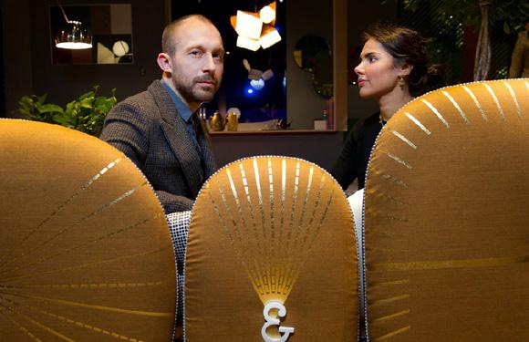 Das Haus designers Jonathan Levien and Nipa Doshi