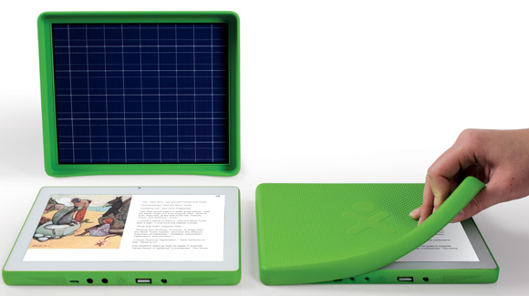 Yves Behar One Laptop per Child XO-3