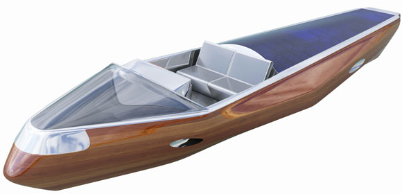rhed built by Poliform Co-Generation Speed Boat