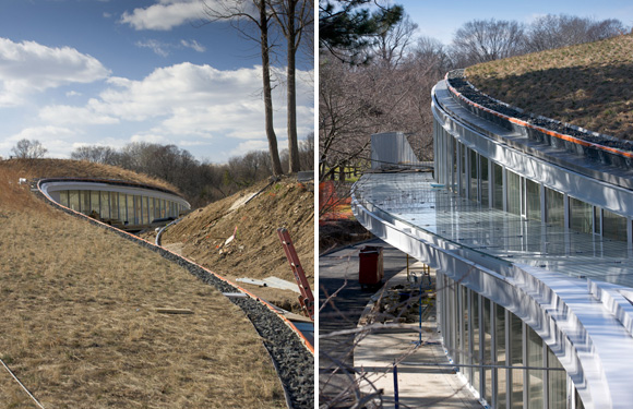 Brooklyn Botanic Garden Weiss/Manfredi Visitors Center