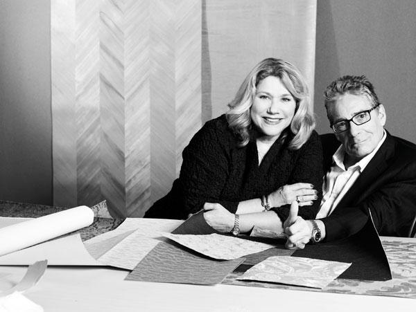 usband and wife team Joyce Lehrer Romanoff (also company president) and Maya Romanoff.