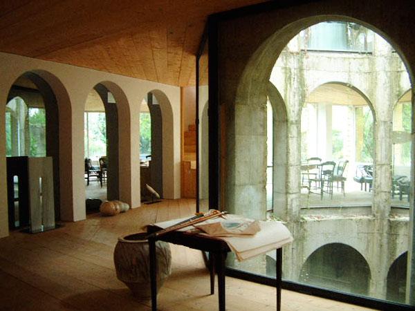 Inside The Spain Home Of Sculptor Xavier Corberó