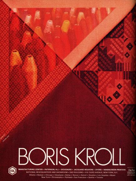 DuPont Teflon collection by Boris Kroll.