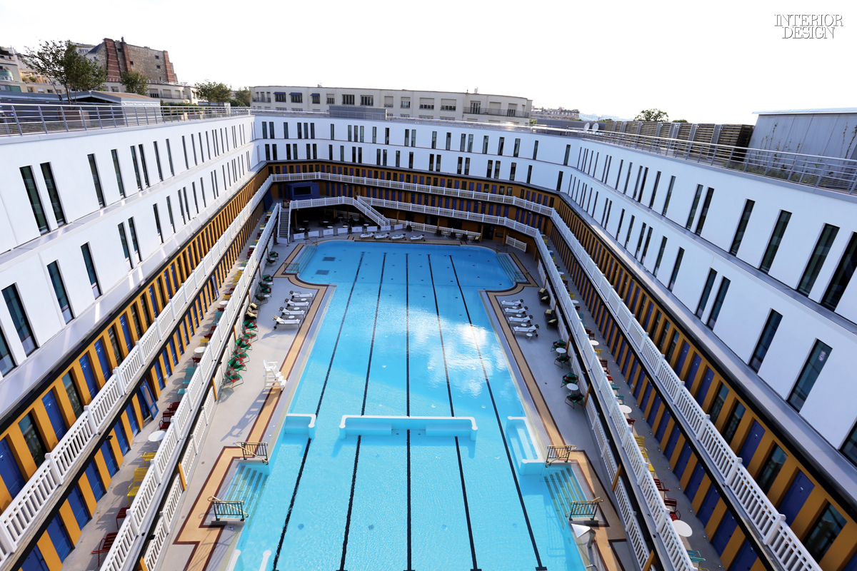 10 simply amazing outdoor pools for Molitor pool paris