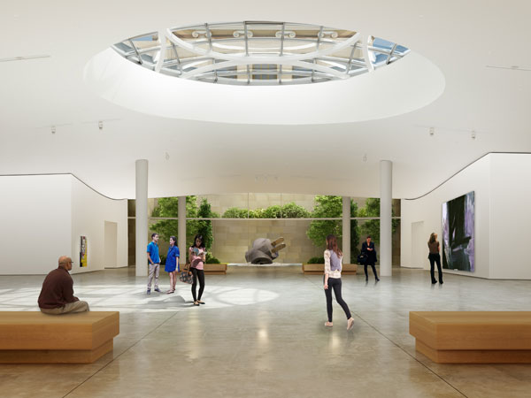 Philadelphia museum of art exhibits gehry expansion plans Philadelphia interior design firms