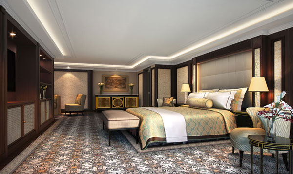 wilson Associates FINAL BRITANNIC SUITE RENDERING