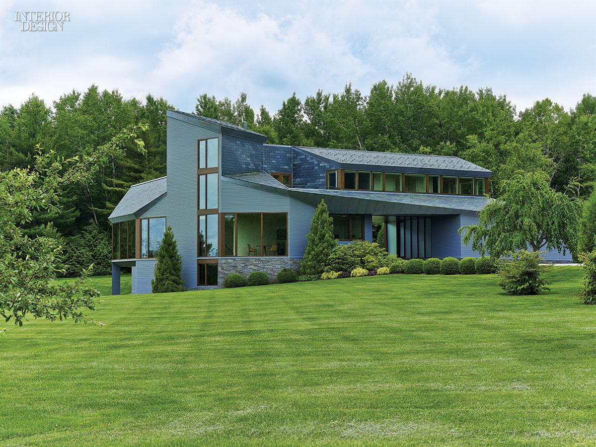 Tsao mckown designs a berkshires house for friends for Berkshire house