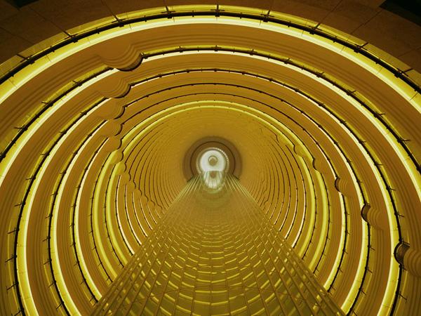 Golden Atrium, Shanghai, 2012.