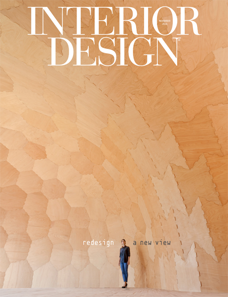 Interior Design November Cover