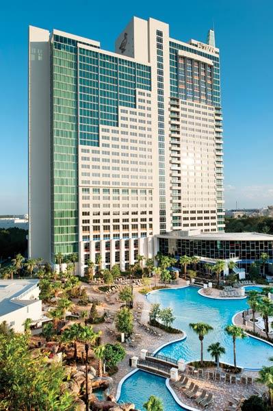 Peabody Orlando hotel