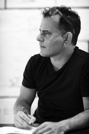 Alberto Alfonso Portrait