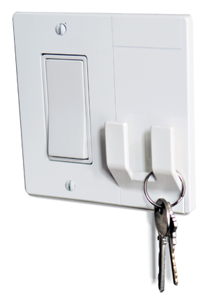 Walhub switch-plate cover