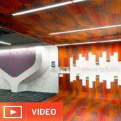 Video Mohawk Neocon 2014 Showroom