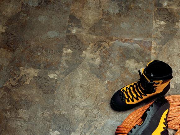 Parterre Flooring's premium vinyl flooring.
