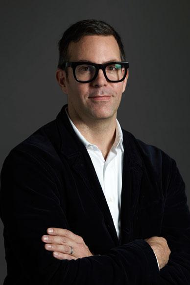 Trent Tesch, design principal, Kohn Pedersen Fox.